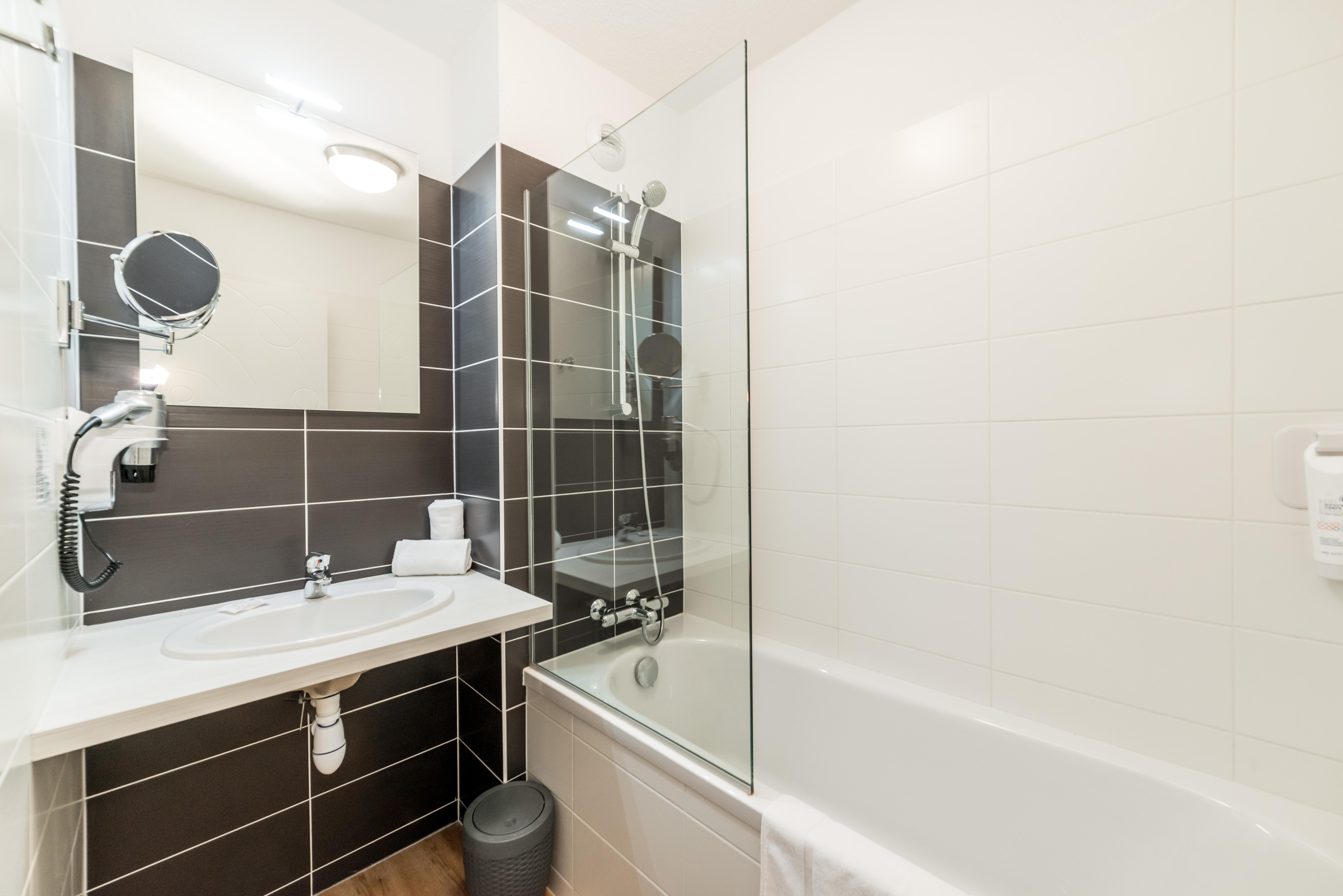 Salle de Bains - Chambre Confort Double